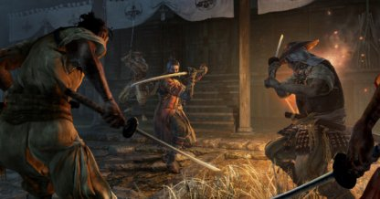 Sekiro - All Area Walkthrough