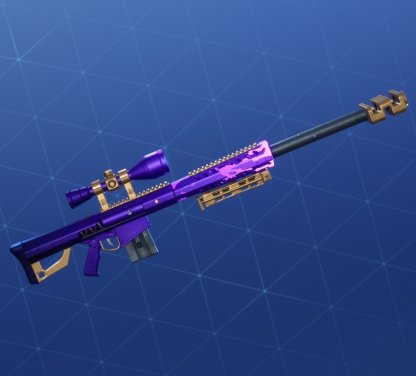 TURBULENT Wrap - Sniper Rifle