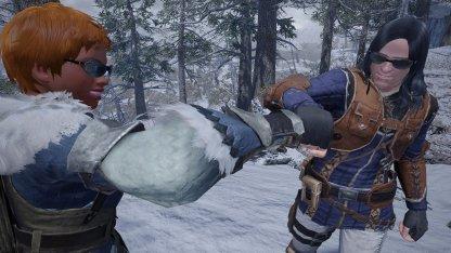 Rewards - An Icy Blade So Bright