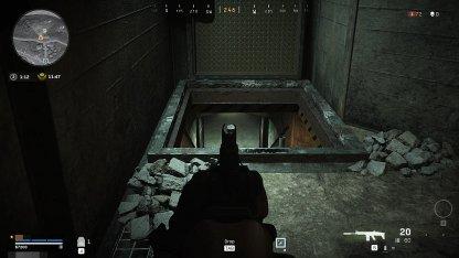 Near Bunker 8
