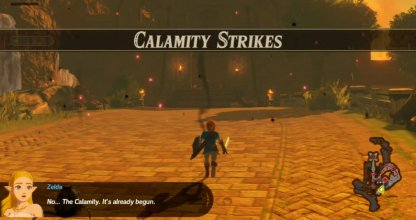 Calamity Strikes - Level & Characters
