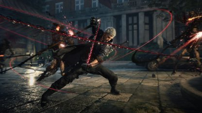 Devil May Cry 5 Nero Devil Breaker - Rawhide