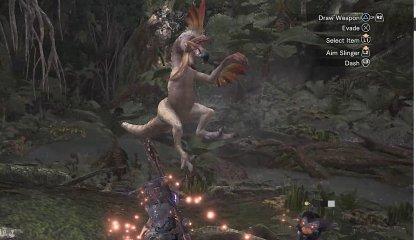 Kulu-Ya-Ku Can Jump Long Distances