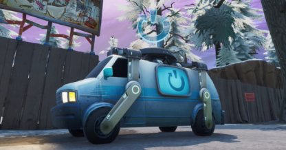 Respawn Teammates With Reboot Van & Reboot Card