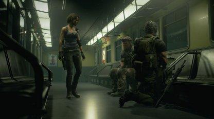 Resident Evil 3 Remake - Story Summary