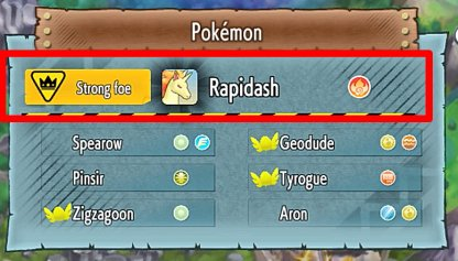 Powerful Pokemon In Mystery Dungeons