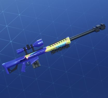 BRITE STARS Wrap - Sniper Rifle