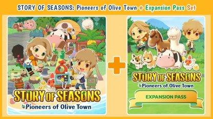 Expansion Pass Set
