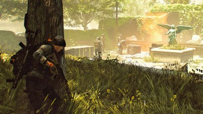 Division 2 Play PVEVP In Dark Zones