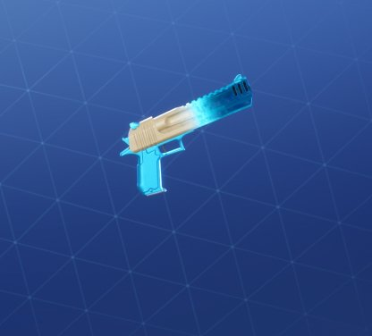 TIDAL WAVE Wrap - Handgun
