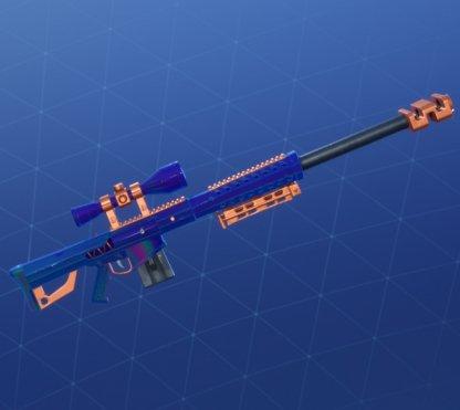 STINGER Wrap - Sniper Rifle