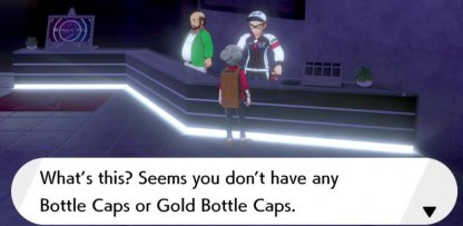 Bottlecaps Needed For Hyper Training