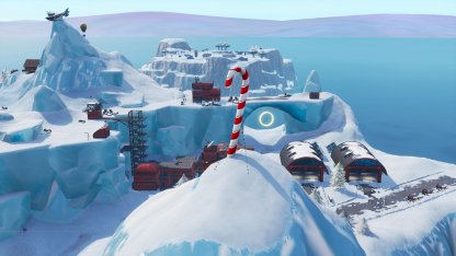 Candy Cane Locations north of frosty flights