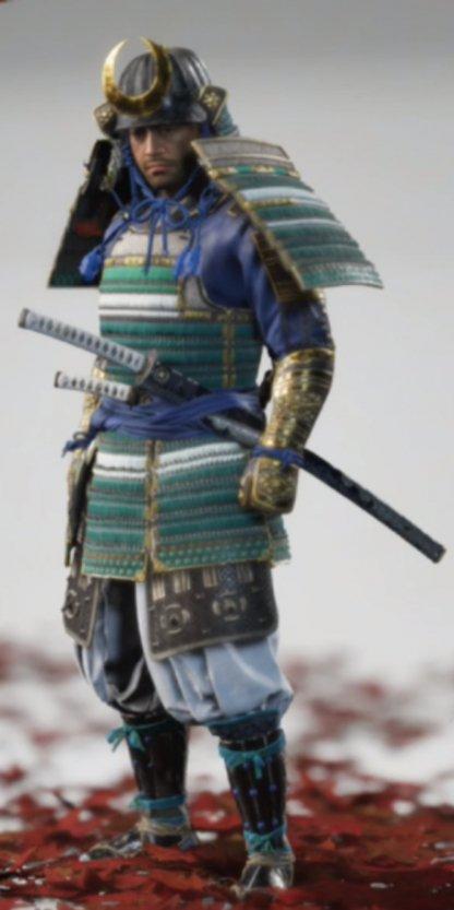 Samurai Clan Armor II