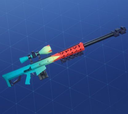 HYPERMELON Wrap - Sniper Rifle
