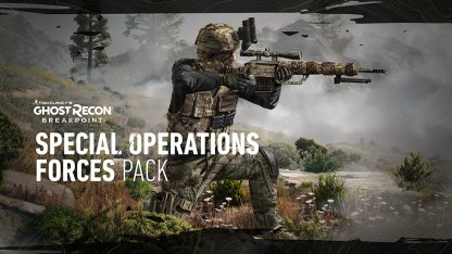 Special Operation Forces Pack