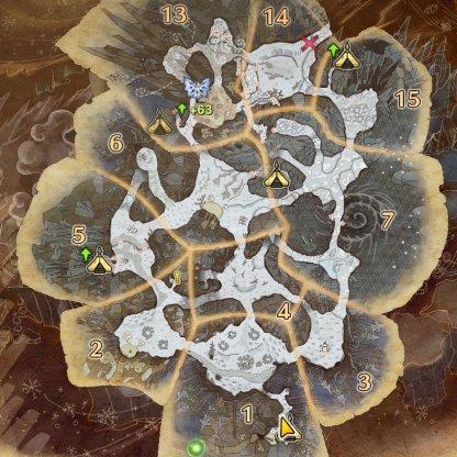 hoarfrost map
