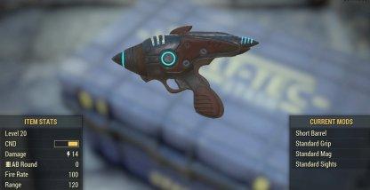 Alien Blaster Image