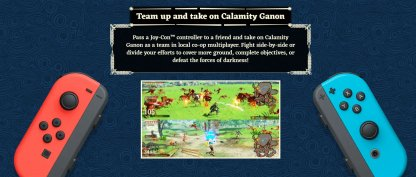 Multiplayer 2 Player Mode How To Online Local Co Op Hyrule Warriors Age Of Calamity Gamewith