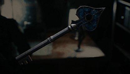 Resident Evil 2 Key Items