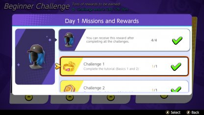 Challenges: Day 1