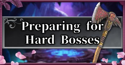 Bosses Guide - What To Do When Stuck At A Boss