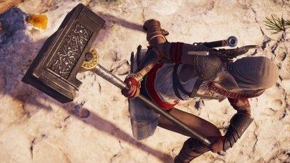 Assassins Creed Odyssey Hammer of Jason
