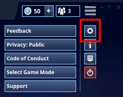 Steps to Change PC Keybind Settings