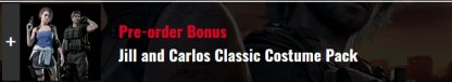 Same Pre-Order Bonus As Base Game