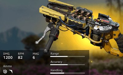 Far Cry New Dawn Saw Launcher V.T.