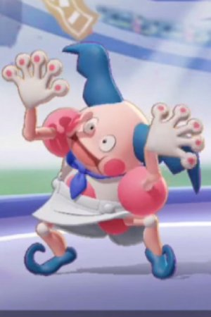 Cook Style: Mr. Mime