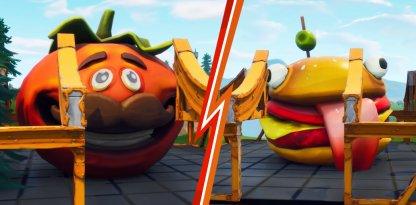 Each Team will Defend a Restaurant Mascot Head