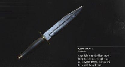 Infinite Combat Knife