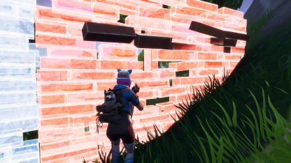 Fortnite Battle Royale Week 5 Challenges Deal damage to opponent's structures