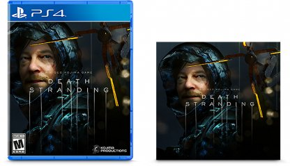 Death Stranding - Available Editions