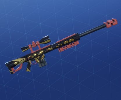 EMBLEM Wrap - Sniper Rifle