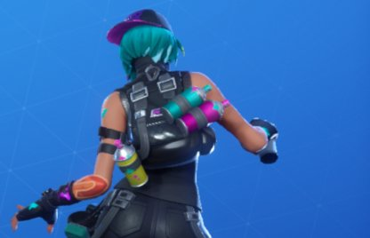 Paint Pack Back Bling