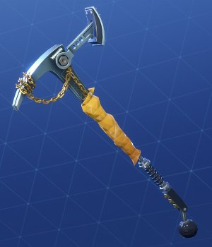 Pickaxe Skin CLUTCH AXE