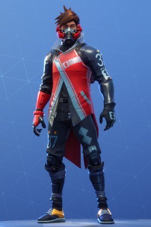 Skin Outfit ETHER