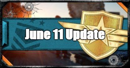 June 11 Update