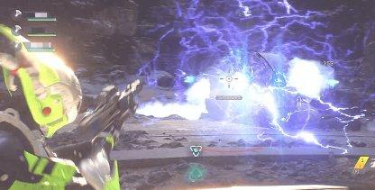 Detonate the Ice/Storm Orbs