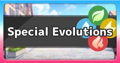 Special Evolution