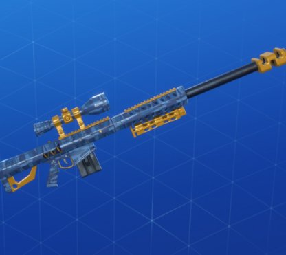 RIVET Wrap - Sniper Rifle