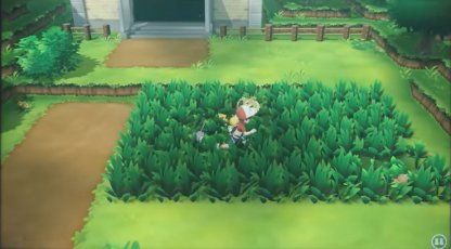 Wild Pokemon Now Visible on Map