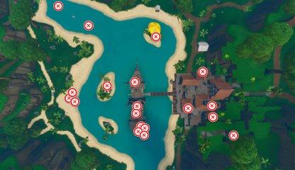 Lazy Lagoon Locations