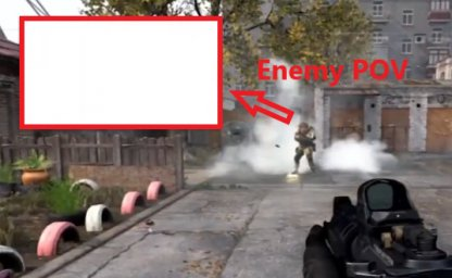 Flash Grenade Effect