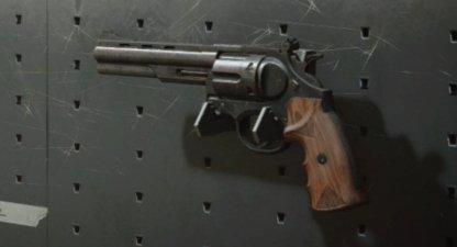 Magnum Handgun Basic Information