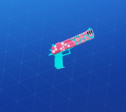 BUBBLY BOMBS Wrap - Handgun