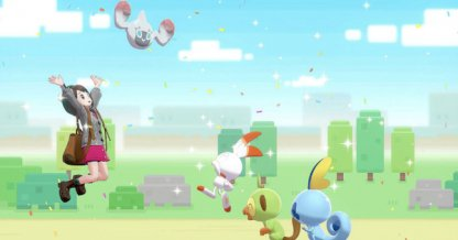 Send Pokemon To Work & Gain Experience