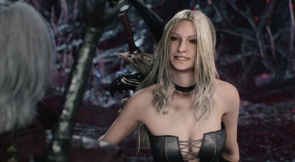 Devil May Cry 5 Trish - Voice Actor & Known Roles